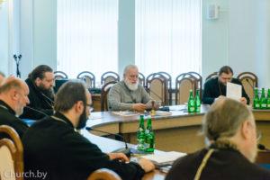 Заседание Синодальной комиссии по канонизации святых