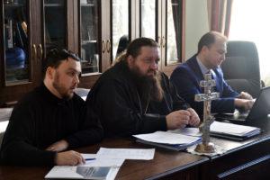 Первое в новом 2019 году заседание Синодальной комиссии по канонизации святых Белорусского Экзархата